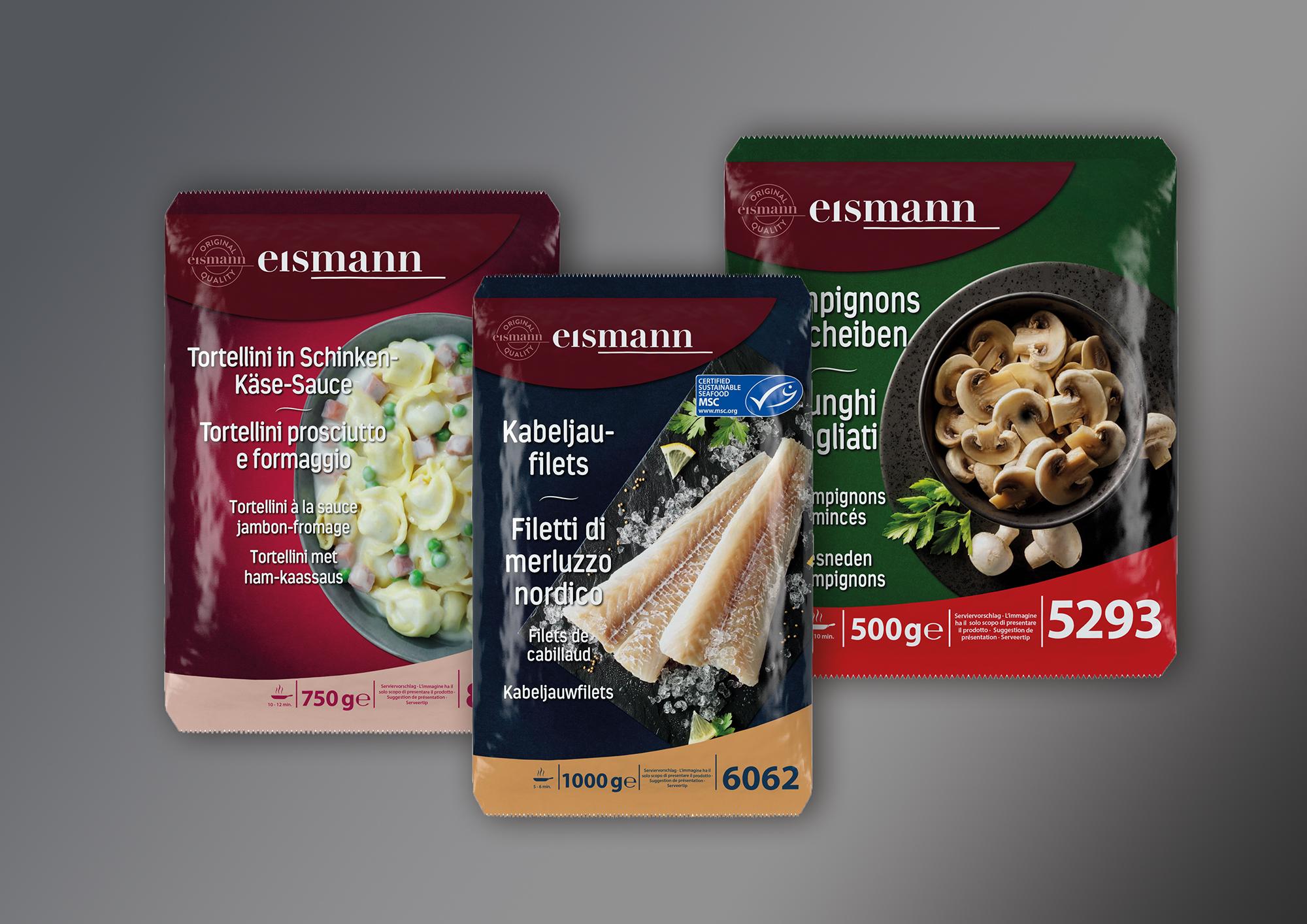 PU Einblick Verpackungen eis 2 - Werbeagentur